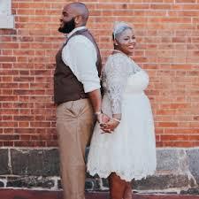 plus size courthouse wedding dress tea length wedding dresses aisle society