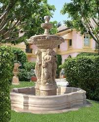 water fountains for yards gorgeous fountain in front yard 17 best