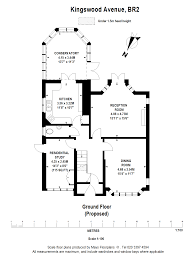 scaled floor plan plans scale plans