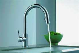 cool modern kitchen faucets wonderful shape adorable shining