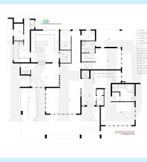 Bedroom Contemporary Home Design Kerala Home Design And Floor - Contemporary home design plans