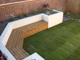 built in seating garden pinterest garden ideas gardens and