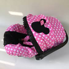 Pink Car Seat Canopy by Baby Car Seat Cover Canopy Infant Car Seat Cover Canopy Minnie