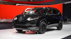 nissan rogue midnight edition 2017 nissan rogue star wars edition lands in l a with full size