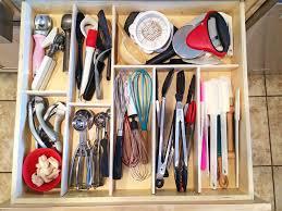 kitchen drawer organizer ideas diy kitchen utensil drawer organizer easy kevin amanda