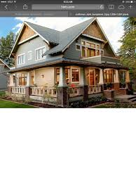 Cottage House Plans With Wrap Around Porch 574 Best Craftsman Style Homes Images On Pinterest Craftsman