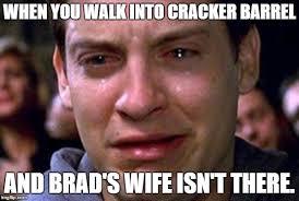 Brad Meme - brad s wife imgflip