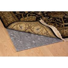 natural rubber rug pad solution of slipping rug