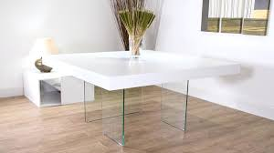 white square kitchen table 8 seater white dining table eventsbygoldman com