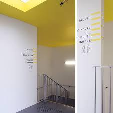 signaletique bureau signalétique salle multi activites mouvaux bureaux