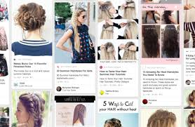 Easy On The Go Hairstyles by April 2016 U2013 A Celebration Of Everyday Style