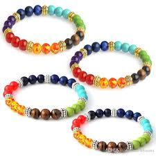 colored bead bracelet images Colorful beads bracelets protection energy healing mala meditation jpg