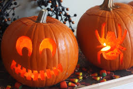 ideas for pumpkin carving decoration elegant accessories for fall season and halloween