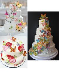 fairy cake topper 20 butterflies edible rainbow diy cupcake fairy cake toppers wafer