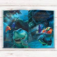Finding Nemo Story Book For Children Read Aloud Personalized Disney Finding Nemo Storybook Simplypersonalized