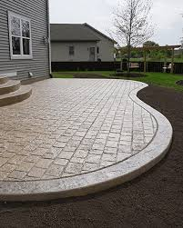 Photos Of Concrete Patios by Kleeschulte Concrete Superior Concrete Contractors St Louis