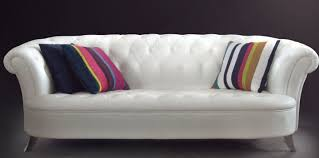 White Leather Tufted Sofa Sofa Designs White Leather Tufted Sofa The White Tufted Leather