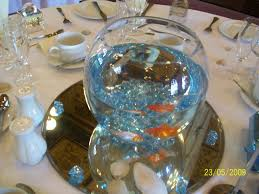 Goldfish In A Vase Best 25 Goldfish Centerpiece Ideas On Pinterest Fish