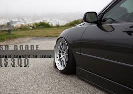 lexus is300 stance chris goode is300 slammedenuff