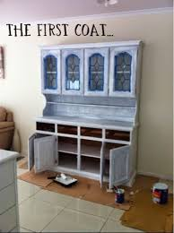 kitchen hutch furniture diy kitchen hutch transformed and re styled hometalk