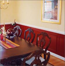 dining room paint ideas with chair rail apart from using