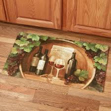 Grape Kitchen Decor by Wine Rugs For Kitchen Rugs Ideas