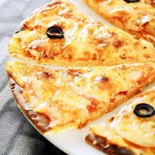 cuisiner une pizza recette pizza aux quatre fromages