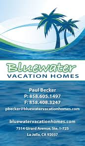bluewater vacation homes business cards yelp