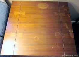 how to remove water stains from wood hometalk