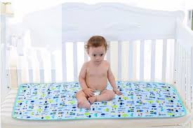 Changing Table Sheets Large Baby Urine Mat Baby Changing Table Bedding Waterproof Bed
