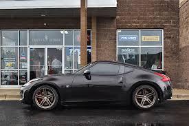 nissan 370z custom black nissan 370z mechanica gallery kc trends