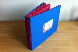 custom guest books u2014 hinged strung stitched