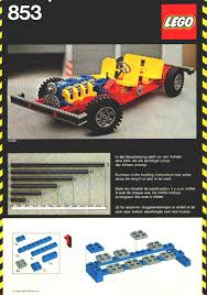 lego police jeep instructions lego car chassis instructions 853 technic