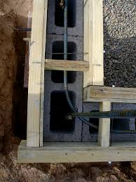 alt build blog building a well house 2 dry stack cement block tie
