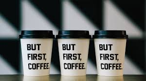 how disposable coffee cup design became high art eater