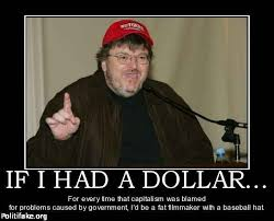 Fat Ass Meme - politics if i had a dollar for every time that capitalism was