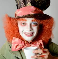 Halloween Mad Hatter Makeup by Get The Look Be Mad As A Hatter This Halloween Fandango