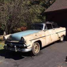 classic ford cars 1954 ford mainline customline and crestline hemmings motor news