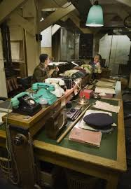Map Room Churchill War Rooms Tour Guide London
