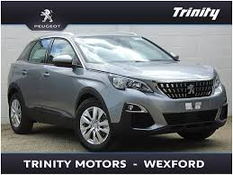 used peugeot suv 2018 peugeot 3008 used car wexford trinity group