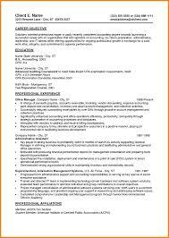 Summary Resume Examples Entry Level by Más De 25 Ideas Increíbles Sobre Objetivos Muestras De Carrera