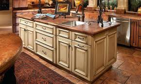 portable kitchen island with sink portable kitchen island with sink kitchen white oak cabinet white