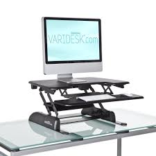 Standing Desk Adapter by Sit Stand Desk Prosumer U0027s Choice Adjustable Height Sit To Standing