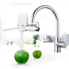 kitchen faucet water purifier brita basic tap faucet water filter system home kitchen water