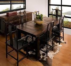 Glass Dining Room Furniture Sets Stunning Dining Room Furniture Sets For Who Like Rustic Nuance