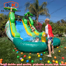 Backyard Water Slide Inflatable by Backyard Water Games Promotion Shop For Promotional Backyard Water