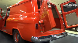 Vintage Ford Truck Body Panels - 1955 chevrolet panel truck for sale at gateway classic cars in our
