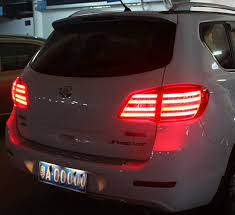 custom led tail lights great wall hover h6 led tail light product show win power