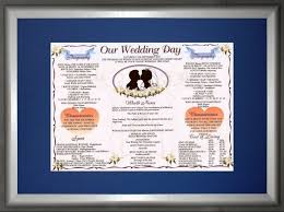 25 wedding anniversary gift 25th wedding anniversary gifts for husband wedding gifts wedding
