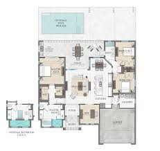 Size Of A Three Car Garage Spica Signature Sposen Homes